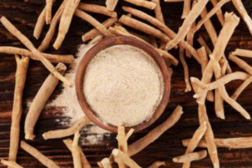 ashwagandha roots image