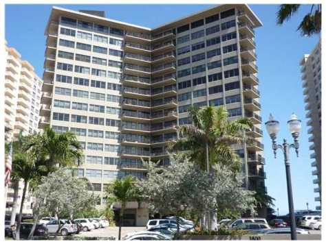 View of Galt Ocean Club Condominium Ft Lauderdale