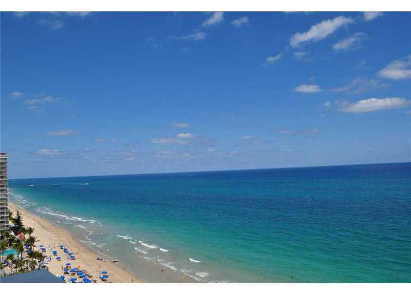 Views from Ocean Summit Condo Fort Lauderdale