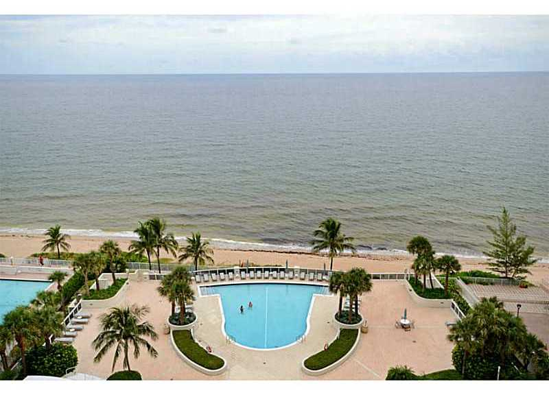 Views from L'Ambiance condominium Fort Lauderdale
