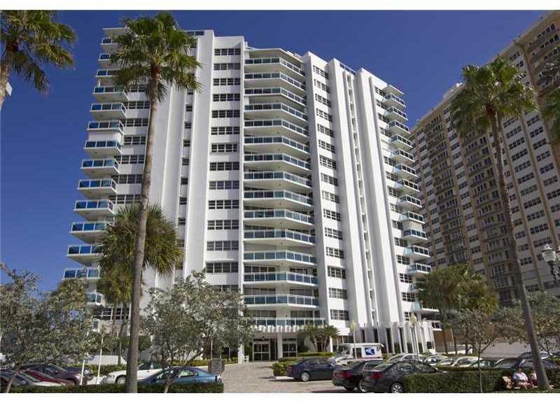 View of the Commodore Condominium Fort Lauderdale