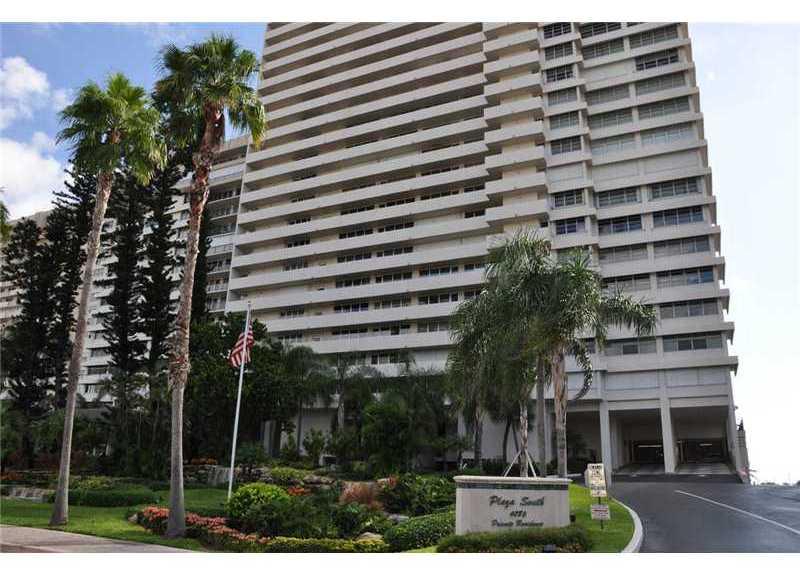 Plaza South Condominium Ft Lauderdale