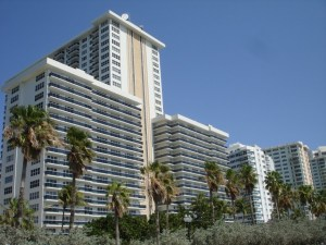 View of Playa del Sol here on Galt Ocean Mile