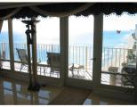 Interior looking out to the ocean from The Galleon Fort Lauderdale