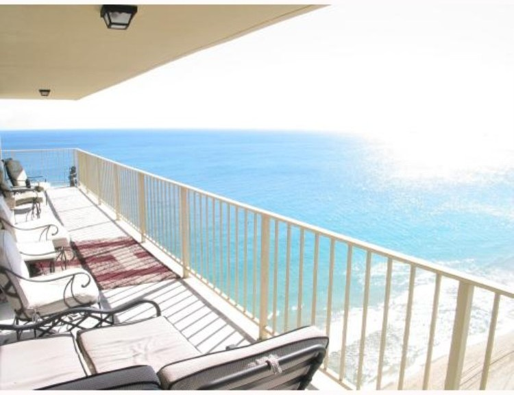 View of the Ocean from The Galleon Fort Lauderdale - 4100 Galt Ocean Dr, Fort Lauderdale, FL