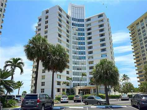 Edgewater Arms condominium Fort Lauderdale