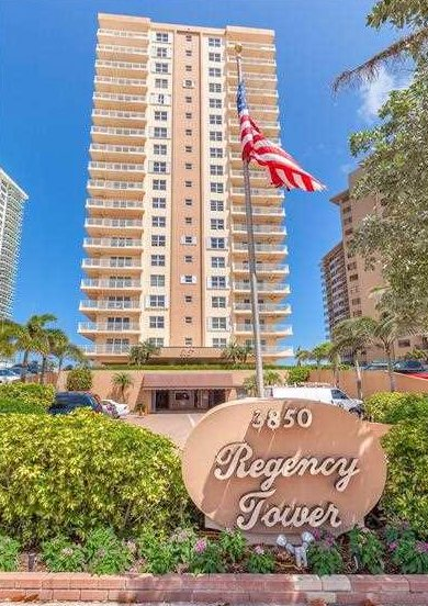 View Regency Tower condominium here on Galt Ocean Mile