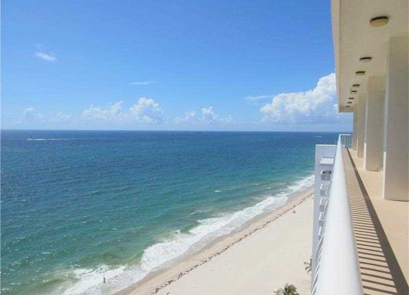View Fort Lauderdale oceanfront condo for sale in Ocean Club on Galt Ocean Mile