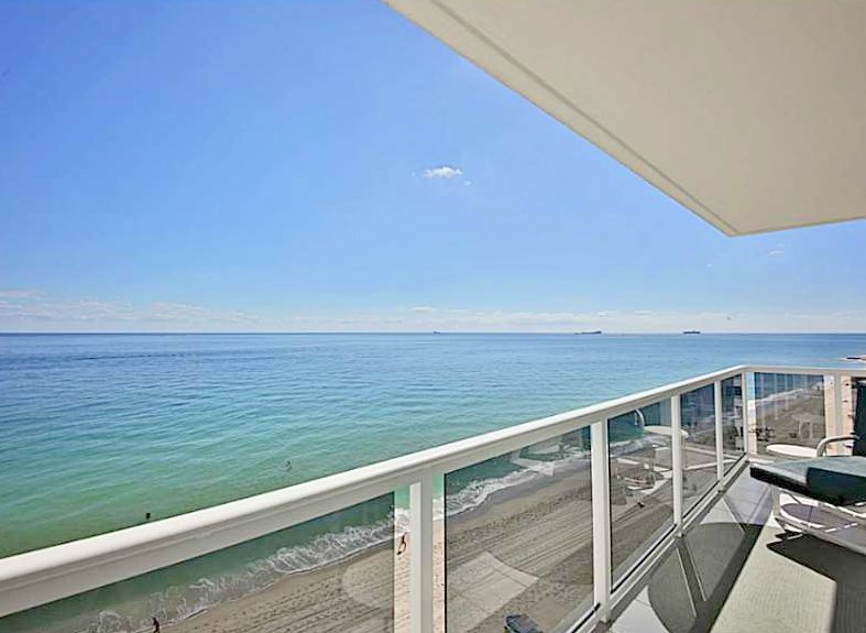Views Fort Lauderdale oceanfront condo for sale in Royal Ambassador