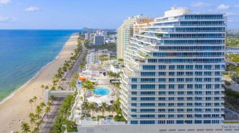 View Fort Lauderdale oceanfront condos for sale here on the Beach!