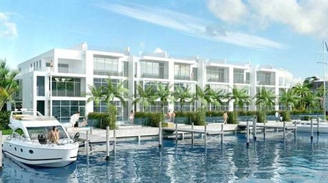 View luxury waterfront condos/ town homes for sale in Las Olas Isles