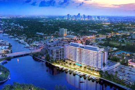 View Fort Lauderdale new construction condos for sale here on the waterfront!