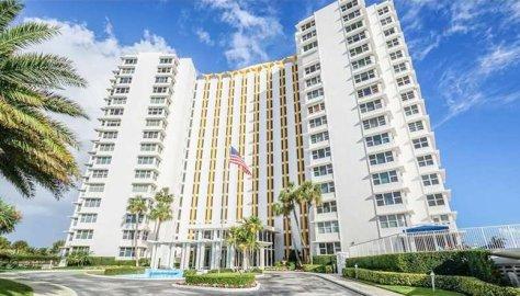 View of Fountainhead condominium Fort Lauderdale