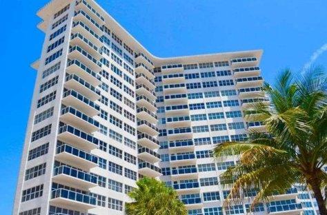 View Royal Ambassador condominium Galt Ocean Mile Fort Lauderdale