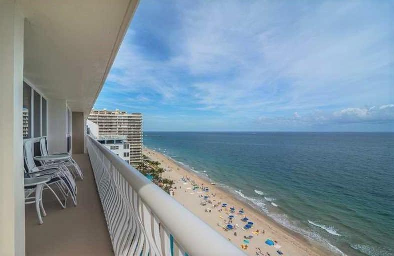 View Fort Lauderdale condo for sale Ocean Club Galt Ocean Mile