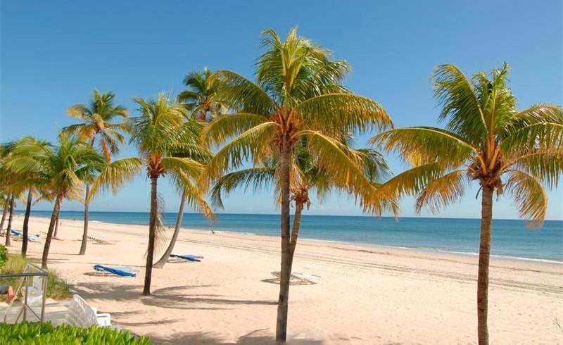 View Fort Lauderdale oceanfront condo for sale Playa del Sol Galt Ocean Mile