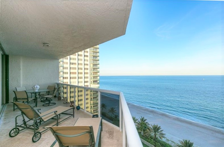 View luxury Fort Lauderdale Oceanfront condo for sale L'Hermitage Galt Ocean Mile