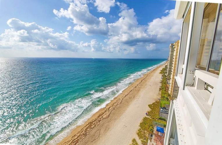 View Fort Lauderdale oceanfront condo for sale Fountainhead Galt Ocean Mile