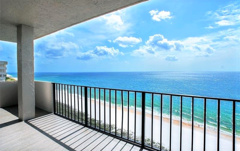 Oceanfront views Sea Ranch Club condos for sale Lauderdale by the Sea - Fort Lauderdale