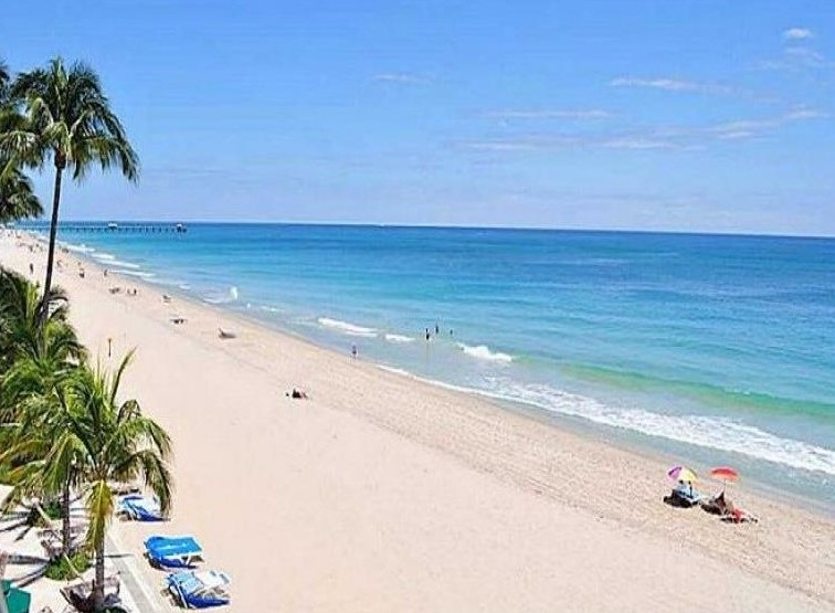 Beach views Galt Ocean Mile condo for sale Plaza South Fort Lauderdale