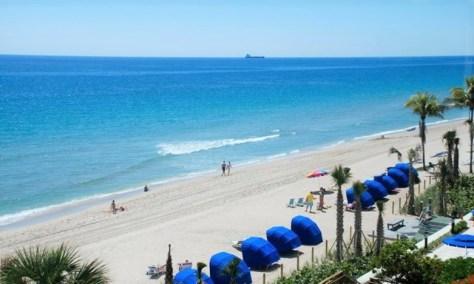 View Galt Ocean Mile condo Edgewater Arms Fort Lauderdale