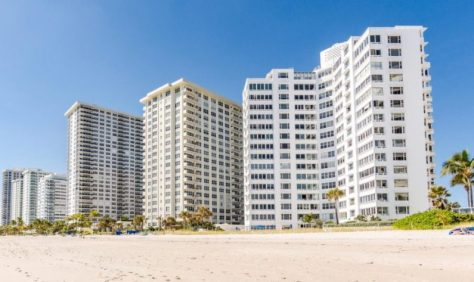 View Edgewater Arms Galt Ocean Mile condos for sale 3600 Galt Ocean Dr, Fort Lauderdale, FL 33308