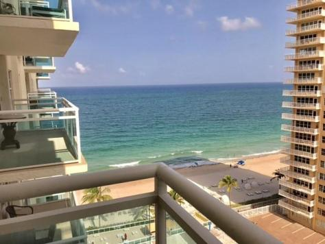 View Galt Ocean Mile condo just listed for sale Playa del Mar Fort Lauderdale
