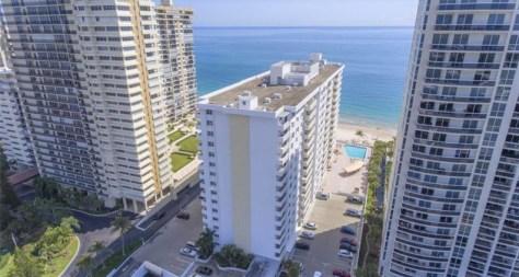 View Galt Towers condominium Galt Ocean Mile Fort Lauderdale