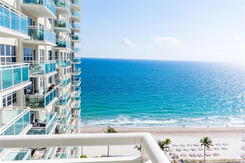 View Playa del Mar oceanfront condo for sale Galt Ocean Mile