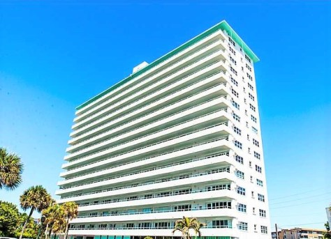 View Caribe condominium Galt Ocean Mile Lauderdale by the Sea