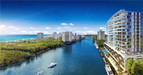 View Fort Lauderdale waterfront condos for sale