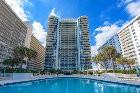 View L'Ambiance Condominium 4240 Galt Ocean Drive Fort Lauderdale