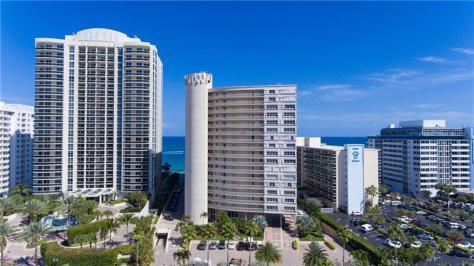 The Galleon condominium Galt Ocean Mile 4100 Galt Ocean Drive Fort Lauderdale FL