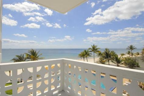 View from one of the Ocean Summit condos Fort Lauderdale sold in 2017