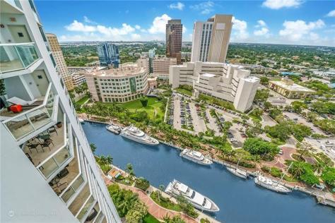 View Fort Lauderdale condo for sale Las Olas Riverhouse