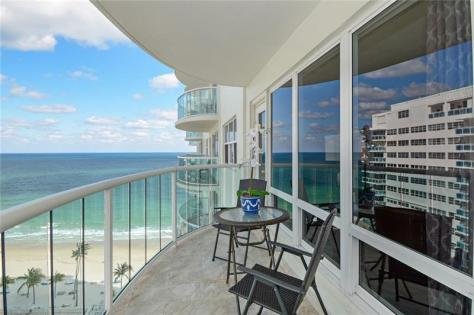 View Galt Ocean Mile condo just listed for sale Southpoint - Unit 1407