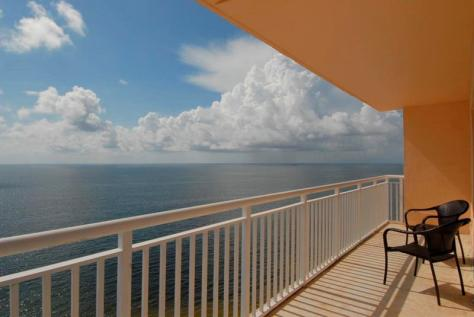 View Galt Ocean Mile condo recently sold Regency Tower - Unit 1911