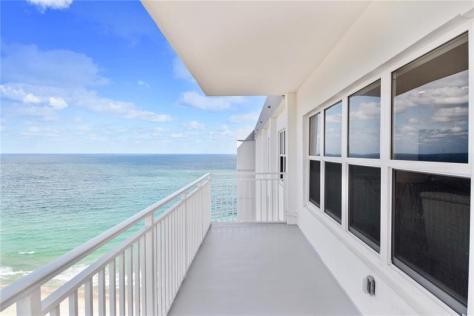 View Galt Ocean Mile condos for sale Regency Tower South - Ph2010 - 3750 Galt Ocean Dr, Fort Lauderdale