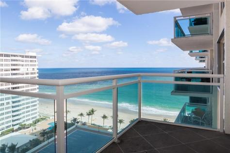 View Playa del Mar Galt Ocean Mile condo just listed for sale - Unit 1412