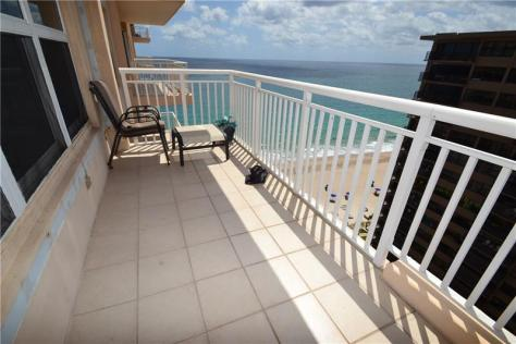 View 1 bedroom Galt Ocean Mile condo just listed for sale - Unit 1603
