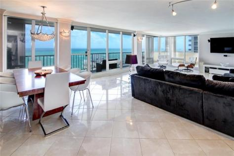 View Galt Ocean Mile condo just listed for sale Plaza South - Unit 20A