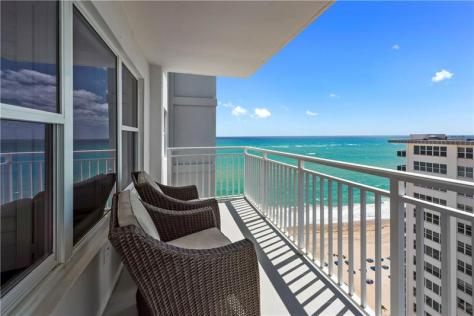 View Galt Ocean Mile condo just listed for sale Regency Tower South Unit 1803