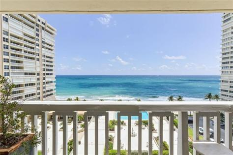 View Galt Ocean Mile condo pending sale Plaza East Unit 9B