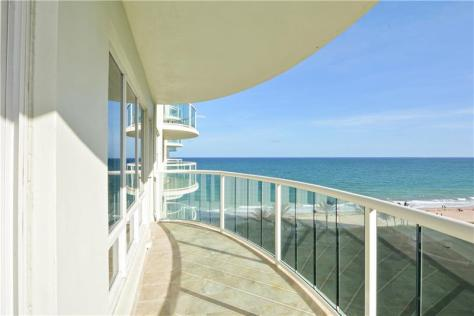 View Galt Ocean Mile condo recently sold Southpoint Unit 708 S