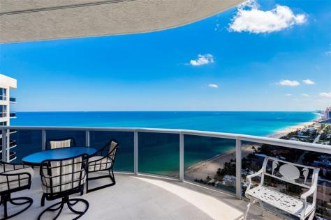 View Fort Lauderdale oceanfront condo for sale