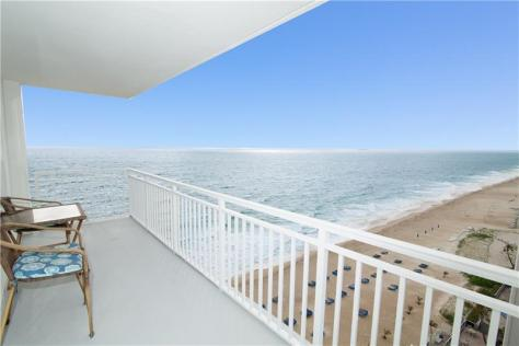View Galt Ocean Mile condo recently sold Regency Tower South - Unit 1201