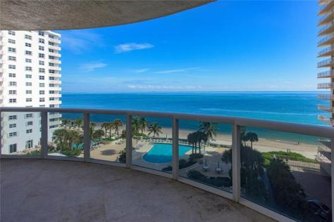 View Galt Ocean Mile condo recently sold L'Ambiance Fort Lauderdale - Unit 805