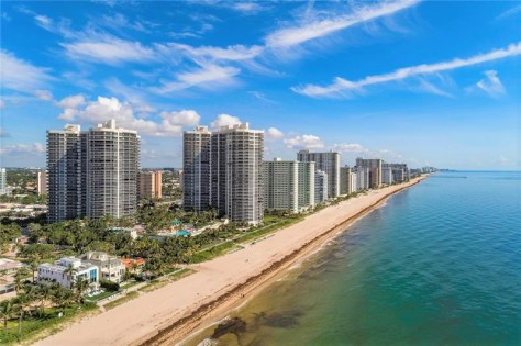 View L'Hermitage oceanfront condo for sale Galt Ocean Mile Fort Lauderdale