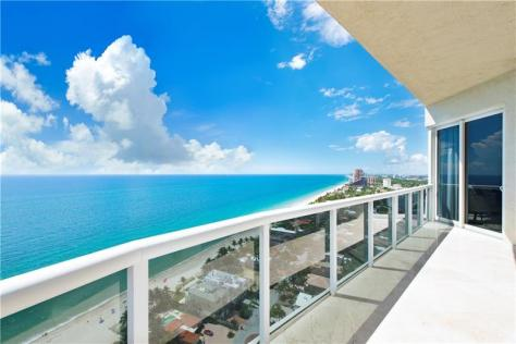 View L'Hermitage Fort Lauderdale condo recently sold - Penthouse 2709