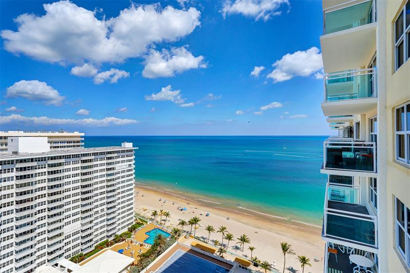 Views Playa del Mar 3900 Galt Ocean Drive Fort Lauderdale condo for sale